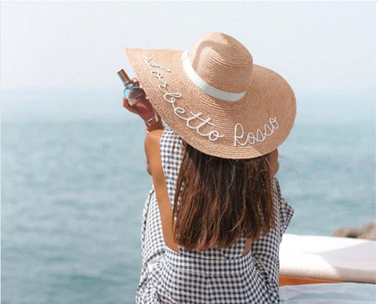 Summer straw hat trend 1