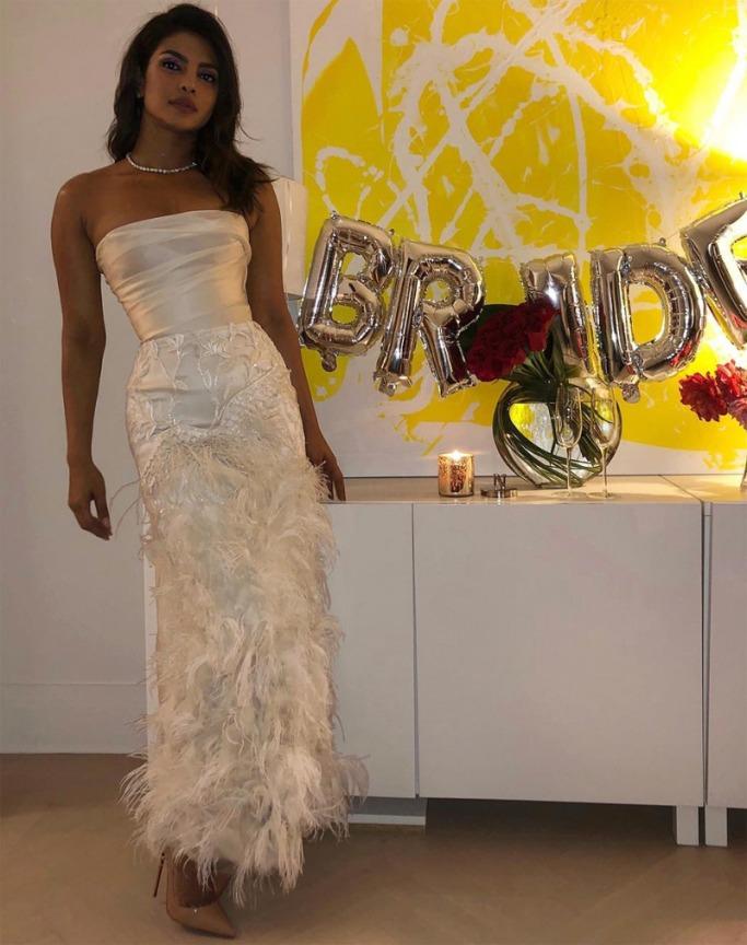 Priyanka Chopra's Bridal Shower