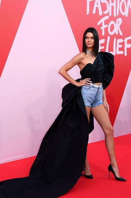 Kendall Jenner Shorts Cannes Film Festival 2017