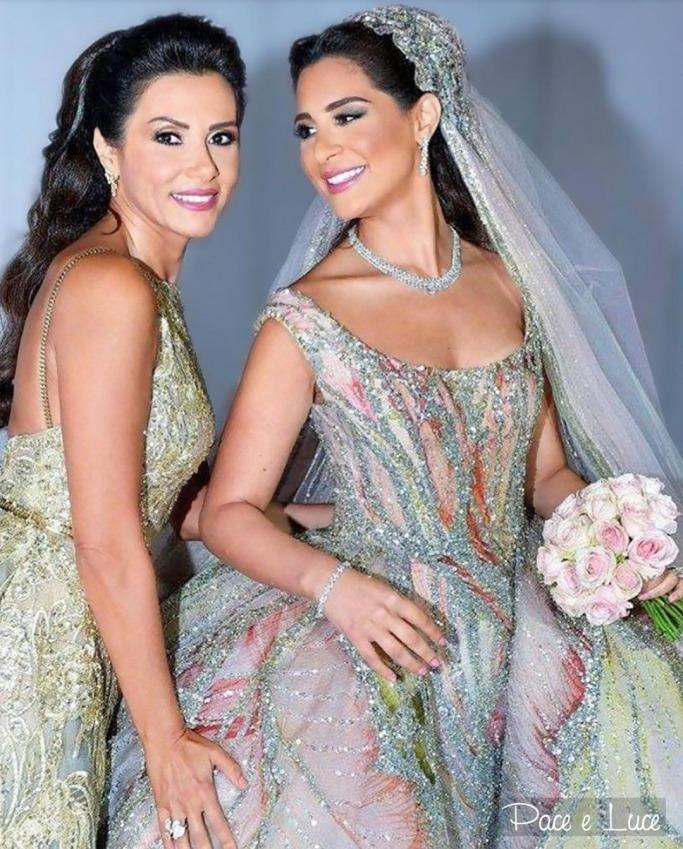 Alexandra Lenus Wedding Dress Elie Saab