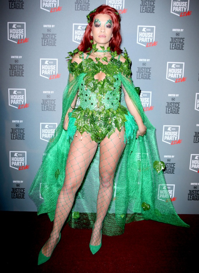 Rita Ora Halloween costume 2017