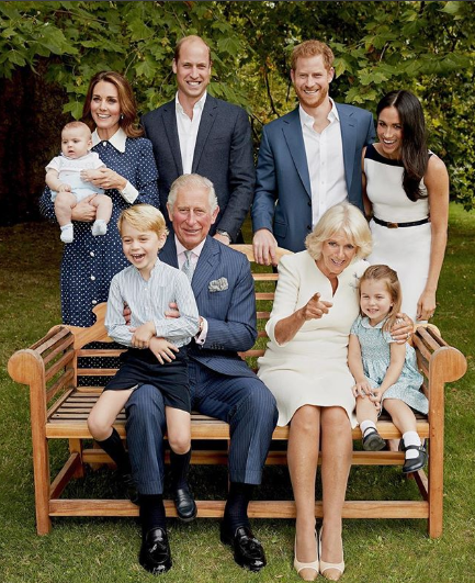 Royal Family Portrait