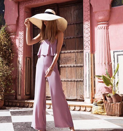 Summer straw hat trend 6