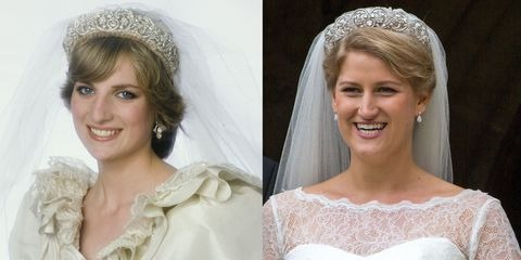 Princess Diana's niece, Celia McCorquodale