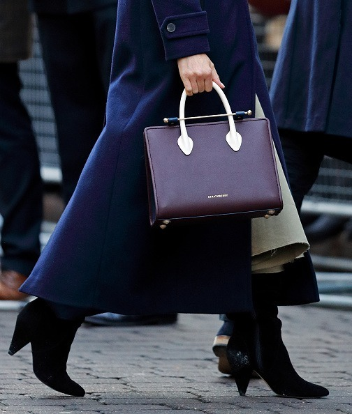 Meghan Markle Strathberry Tote Bag