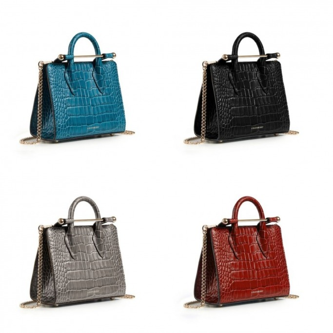 Strathberry Handbag Middle East Capsule Collection