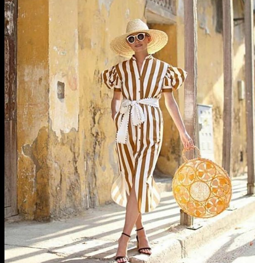 Summer straw hat trend 9