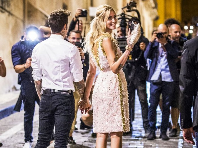 Fashion influencer Chiara Ferragni's Wedding 1