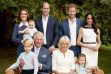New Royal Family Portrait: Royal Style