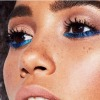 Spring Beauty Trends: Blue Shades
