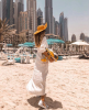 Dubai's Best Dressed: Yellow summer street style 14