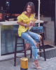 Dubai's Best Dressed: Yellow summer street style 7