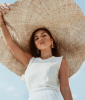 Summer straw hat trend 11