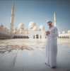 Younes Bendjima in Abu Dhabi