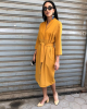 Dubai's Best Dressed: Yellow summer street style 4