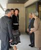 Queen Rania with Farah Asmar bag