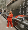 London Fashion Week SS19 Street Style 19