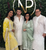 Priyanka Chopra and Nick Jonas Engagement 5
