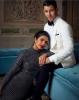Priyanka Chopra And Nick Jonas At Ralph Lauren NYFW