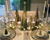 New Evolution Christmas table setting inspiration