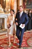 Making a stylish entrance: The Duke and Duchess of Sussex