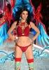 In Victoria's Secret wings…