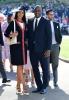 Guests at the Royal Wedding: Idris Elba and Sabrina Dhowre