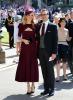 Guests at the Royal Wedding: Gabriel Macht and Jacinda Barrett