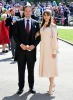 Guests at the Royal Wedding: Patrick J. Adams and Troian Bellisario