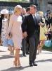 Guests at the Royal Wedding: James Corden and Julia Carey
