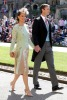 Guests at the Royal Wedding: Pippa Middleton and James Matthews