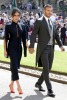 Guests at the Royal Wedding: The Beckhams