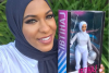 Barbie's first Hijab wearing doll