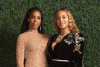 Beyoncé and Kelly Rowland Twin In Arab Designers