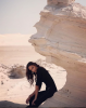 Joan Smalls in Abu Dhabi