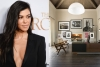 Inside Kourtney Kardashian's Weird Yet Wonderful Home Office