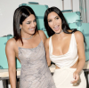 Priyanka Chopra And Kim Kardashian at Tiffany & Co.