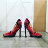 Shoe illusion at MICAM 1