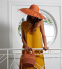 Summer straw hat trend 2
