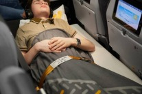 Lie-Flat Mattresses In Economy Class