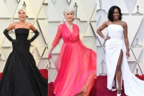 Oscars Red Carpet Fashion