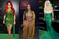 Kim Kardashian's Best Halloween Costumes