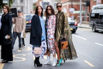 Street Style Round-Up From London Fashion Week