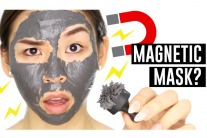 Is This The Weirdest Face Mask Ever?
