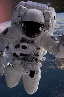 This is What Could Happen if You Did Your Make-Up in Space