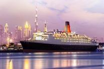 Dubai's Floating Hotel: QE2 Dubai