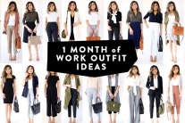 20 Non Boring Outfit Ideas For Work