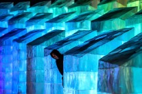 World's Largest Ice Festival Opens in China