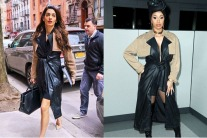 Amal Clooney Or Cardi B In This Alexander Wang Coat