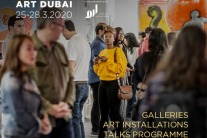 Art Dubai: Galleries, Art Installations, Special Programmes, Interactive Performances